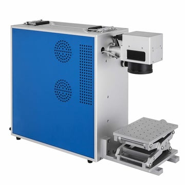 Image of Best Laser Marking Machines: VEVOR 20W Fiber Laser Machine