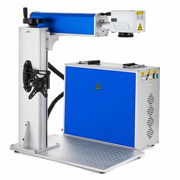 Image of Best Laser Marking Machines: Mophorn 30W Fiber Laser Machine