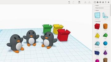 Imagem de Programas para impressoras 3D: os melhores programas CAD: TinkerCAD
