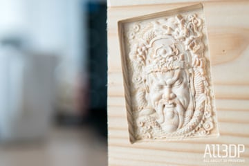 Image of Snapmaker Review: Best Budget 3-in-1 3D Printer: CNC Carving