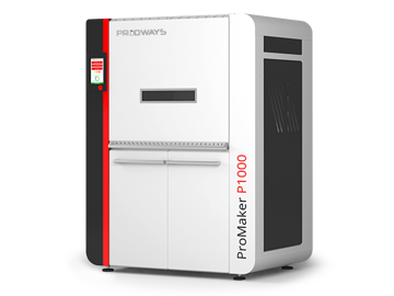Image of SLS 3D Printer Guide: Prodways Promaker P1000