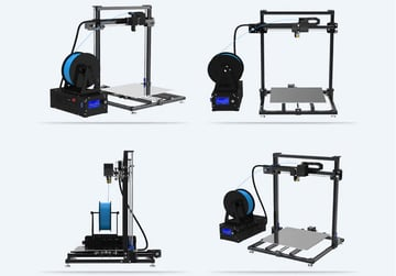Image of ADIMLab 3D Printer (Gantry) – Review the Specs: Features