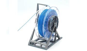 Imagem de Coisas para imprimir em 3D: Suporte universal e auto-retrátil de carreteis