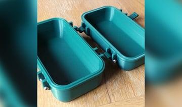Image de Objets 3D utiles à imprimer en 3D: Boîte étanche solide et personnalisable