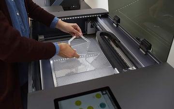 Image de Graveur laser/machine de gravure laser: Machine de gravure/découpe laser Dremel Digilab LC40