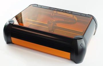 Imagem de Guia das máquinas de gravação a laser: Emblaser 2