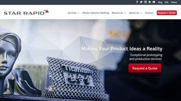 Imagen de Servicio de impresión 3D online: Star Rapid