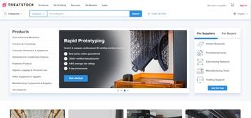 Image of Online-3D-Druck-Service-Dienstleister: Treatstock