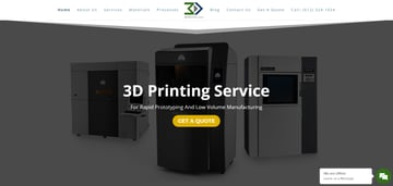 Image of Online-3D-Druck-Service-Dienstleister: 3D Printing Ally