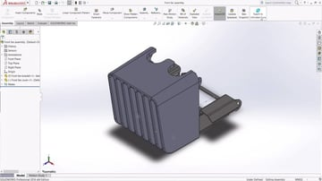 CAD integration streamlines the iterative design process.