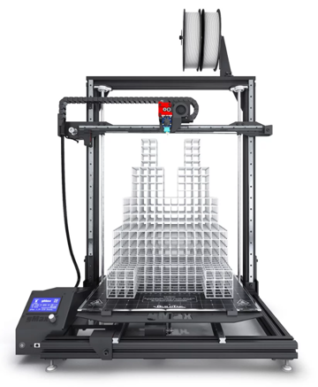Image of Large 3D Printer (Large-Format / Large-Scale / Large-Volume): gCreate gMax 2