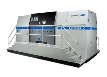 Image of Metal 3D Printer Guide: Concept Laser XLine 2000R