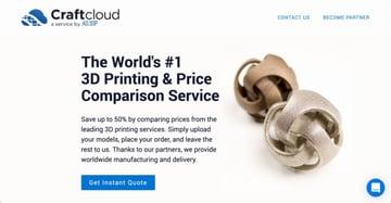Image of Metal 3D Printer Guide: Craftcloud