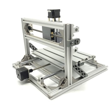 Image of DIY CNC Router Kits & Desktop CNC Machines: MYSWEETY 1610 CNC Router