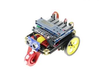 Image of Best Arduino Stepper Motors: EMoRo Robot Kit (Pro)