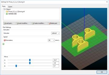 Slic3r's mesh modifier.