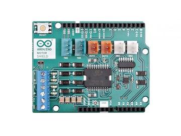 Image of Best Arduino Stepper Motors: Arduino Motor Shield Rev3