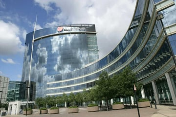 GSK's London headquarters.