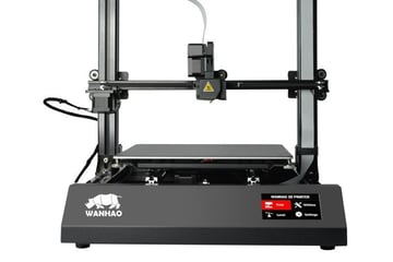 Image of Wanhao Duplicator 9 (D9) 3D Printer: Review the Specs: Review the Price