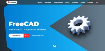Image of FreeCAD Tutorial for 3D Printing: 1.1 Download FreeCAD