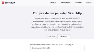 Imagem de Baixar SketchUp gratuito: versão para estudantes: Versão educacional
