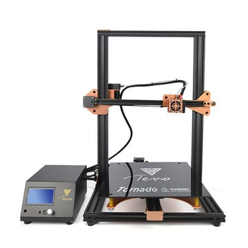 Image of Best Budget 3D Printer Priced Under $500: TEVO Tornado