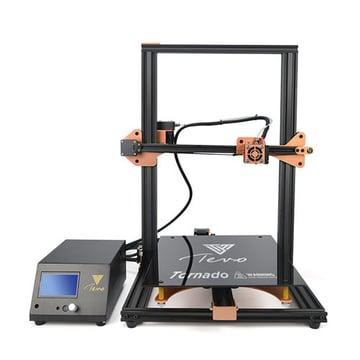 Imagem de Melhor impressora 3D barata por menos de USD $500: TEVO Tornado