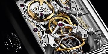 Watch components must boast minute tolerances.