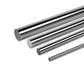 These are very straight linear rods.