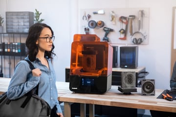 Image of Formlabs Form 3 – Review the Specs: Tech Specs