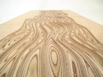An artful CNC project.