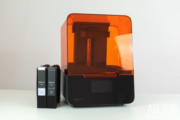 Image of Formlabs Form 3 Test: Die Technik