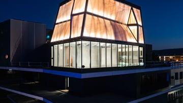 Image de Bâtiment / Structure / Maison imprimée en 3D: DFAB House