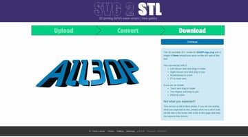 SVG to STL: How to Convert SVG Files to STL | All3DP