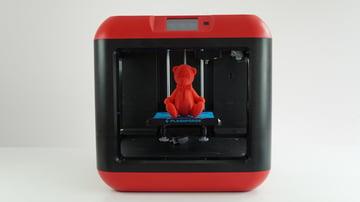 Imagem de Impressora 3D para iniciantes: FlashForge Finder