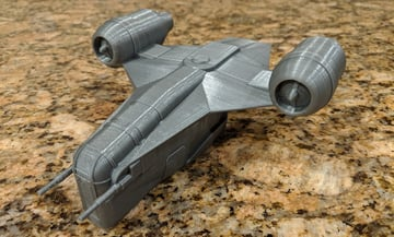Image of Star Wars 3D Models to 3D Print: Razor Crest Ship