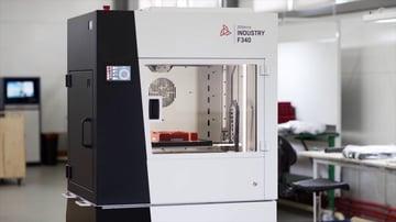 Image of PEEK 3D Printer Guide: 3DGence Industry F340