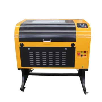Image of Laser Cutter Buyer's Guide: TEN-HIGH 60W Laser Cutter