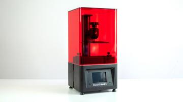 Image of Resin 3D Printer (SLA/DLP/LCD) Buyer's Guide: Elegoo Mars