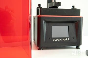 Imagen de Elegoo Mars: análisis : Veredicto