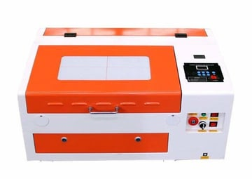Image of Laser Cutter Buyer's Guide: TEN-HIGH 40W Laser Cutter