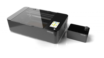 Imagem de Guia das máquinas de gravação a laser: Máquina de corte e gravação a laser Dremel Digilab LC40
