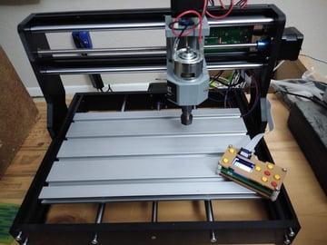 CNC Router 3018-PRO DIY Kit