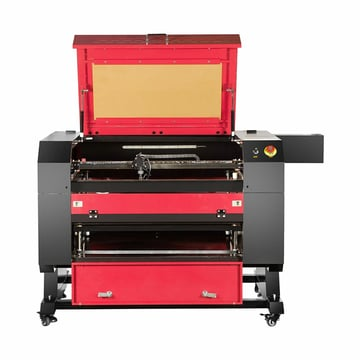 Image of Laser Cutter Buyer's Guide: Orion Laser Cutter 80W