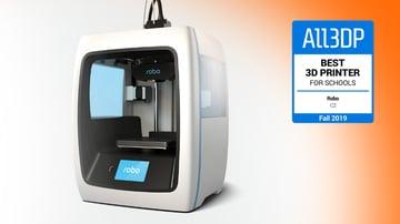 Image of Best 3D Printers for Schools at Amazon: Robo C2