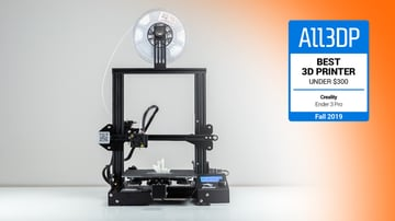 Image of Creality Ender 3 Pro: Best 3D Printer Under $300