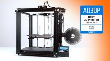 Image de Creality Ender5: Meilleure imprimante3D à moins de 500€