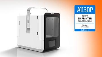 Image of Tiertime UP mini 2 ES: Bester 3D-Drucker für Einsteiger