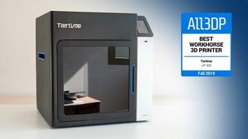 Image of Tiertime UP300: Bestes 3D-Drucker-Arbeitstier