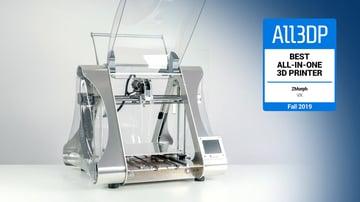 Image de ZMorph VX: Meilleure imprimante 3D tout-en-un